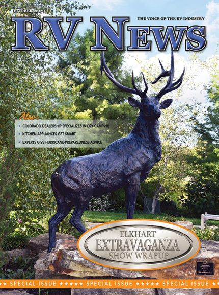 RV News Magazine October 2017 Front Cover