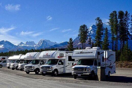 RVs rentals in Canada