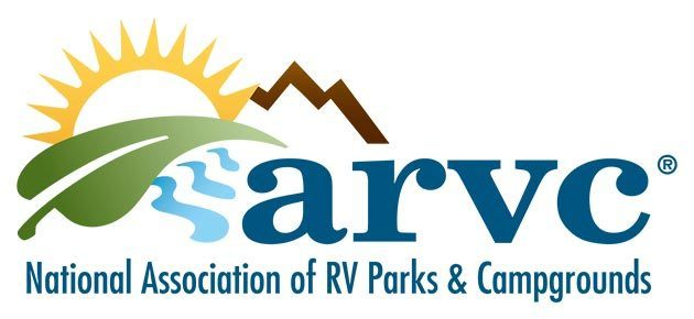 National Association of RV Parks & Campground's ARVC logo