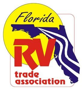 Florida RV Trade Association FRVTA logo