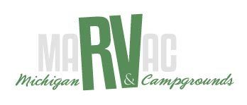 Michigan RV & Campgrounds Association MARVC logo