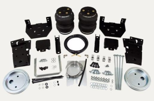 Photo of Air Lift's LoadLifter suspension kit