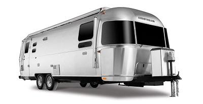 Airstream Globetrotter travel trailer