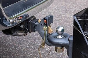 Image of CURT Group SecureLatch Pintle Hitch