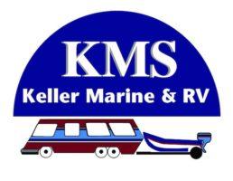 Keller Marine & RV logo
