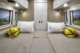 Thor Motor Coach 2020 Tellaro Bed Picture