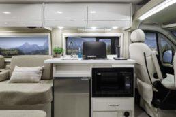 Thor Motor Coach 2020 Tellaro Kitchen Picture