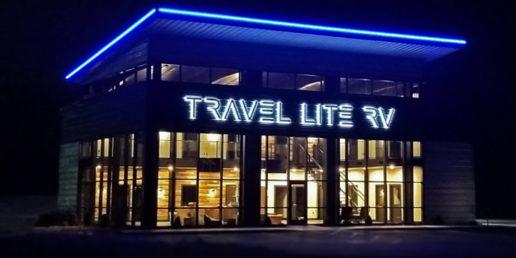 Photo of Travel Lite headquarters.