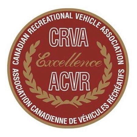Canadian RV Association logo