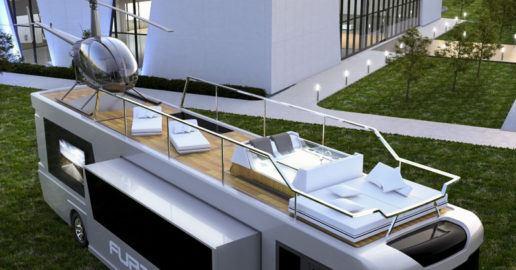 Furrion's Elysium concept motorhome