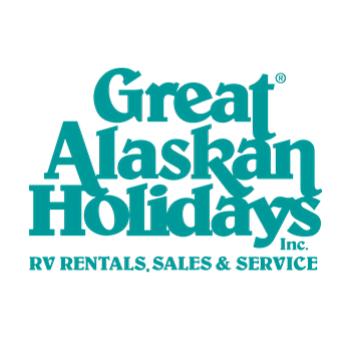 Great Alaskan Holidays logo