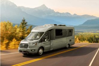 Leisure Travel Vans 2021 Wonder Van