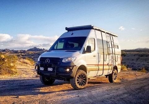 Overland Storyteller Beast Van