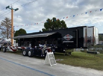 Spartan Chassis at Florida RV SuperShow