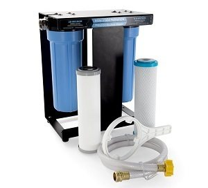 Camco EVO X2 Dual Stage Water Filter Kit