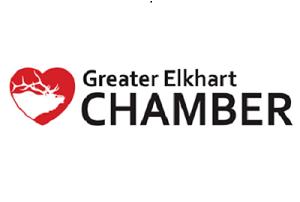 Elkhart Chamber logo