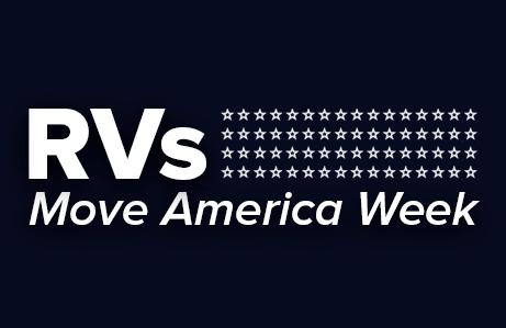 RVs Move America Week logo