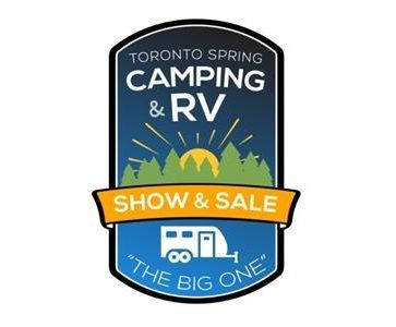 Toronto Camping and RV Show logo