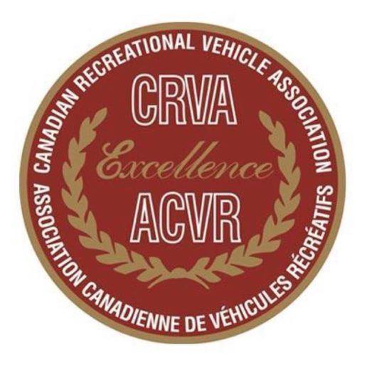 Canadian RV Association CRVDA logo
