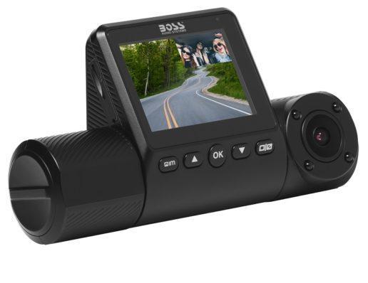 Photo of Boss Audio BCAMw80 dash cam