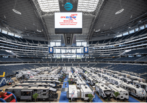 Photo of DFW RV Party 2019 hosted by Fun Town RV