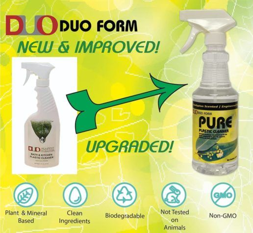 Image of Duo Form Duo Pure cleaner