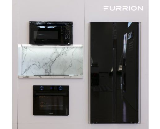 Photo of Furrion Midnight Glass Chefs Collection applianced