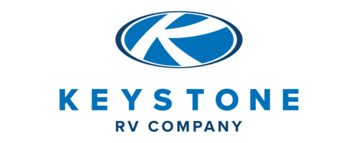 A picture of the Keystone RV logo