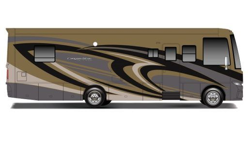 2021 Newmar Canyon Star diesel motorhome