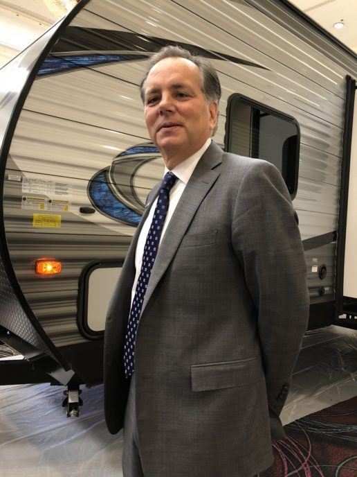 Photo of Phil Ingrassia RVDAindustry association RVIA president