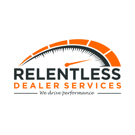 A photo of the Relentless Dealer Services logo