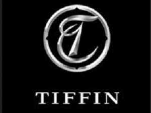 the logo for Tiffin Motorhomes