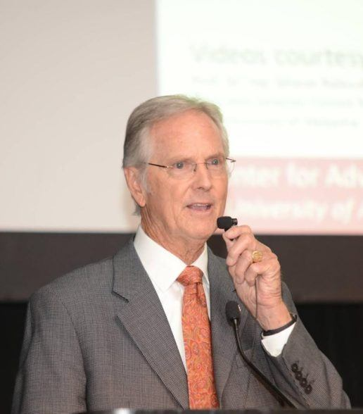 A photo of Pressure Systems International President and CEO Tim Musgrave