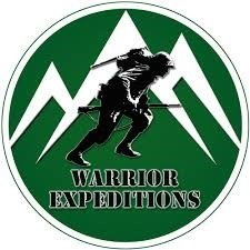 An image of the Warrior Expeditions logo