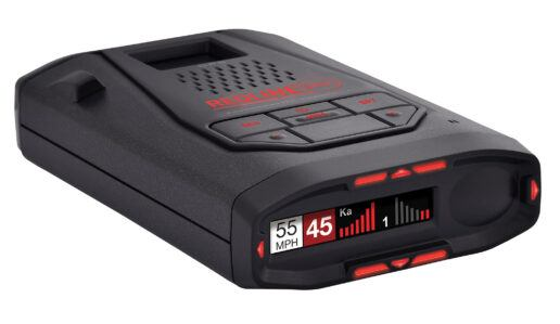 An image of the new ESCORT Redline 360c