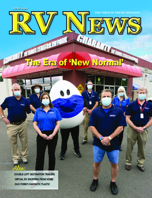 RV News June 2020 front cover
