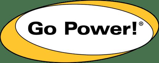 A logo for Go Power!