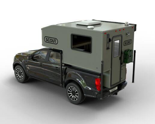 An image of the Scout camper YOHO model