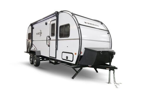 An image of the new Winnebago HIKE