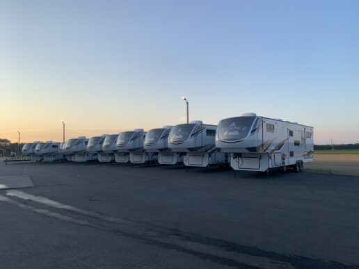 A photo of Alliance RV Fifth Wheels