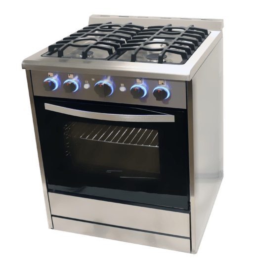 a picture of a Greystone 24-inch range stove