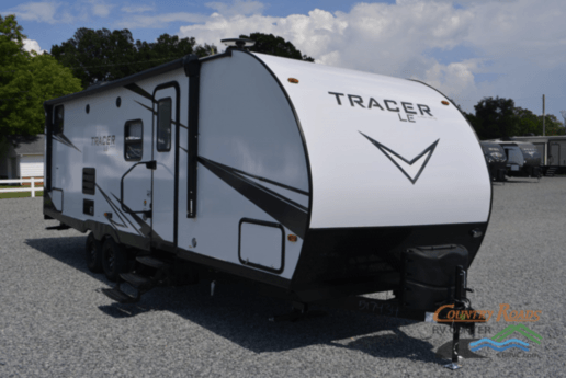 A photo of a Prime Time Tracer Trailer at Country Roads RV Center
