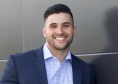 a photograph of Adam Glanders, operations manager at Polser USA