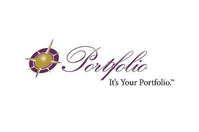 A picture of the Portfolio logo