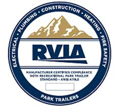Picture of RVIA Park Model Seal