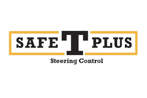 a picture of the Safe-T-Plus logo