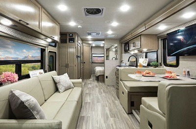 Picture of Thor MotorCoach's ACE 27-2 interior