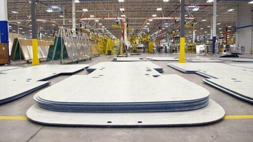 airstream flooring