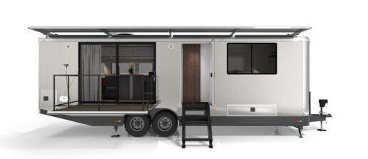 Living Vehicle travel trailer
