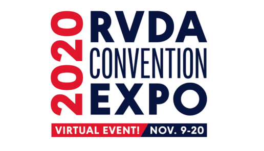 Picture of 2020 RVDA Convention Logo